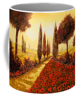 I Papaveri In Estate Coffee Mug