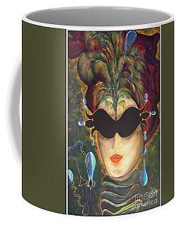 I Put A Spell On You... Coffee Mug by Jolanta Anna Karolska