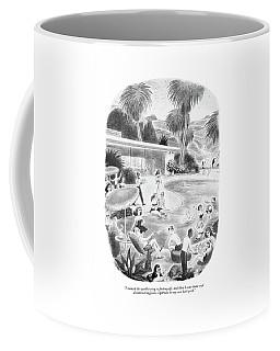 I Roamed The World Trying To Find Myself Coffee Mug