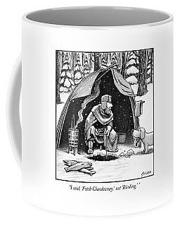 I Said, 'fetch Chardonnay,' Not 'riesling.' Coffee Mug
