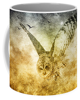 I Shall Return Coffee Mug by Eti Reid