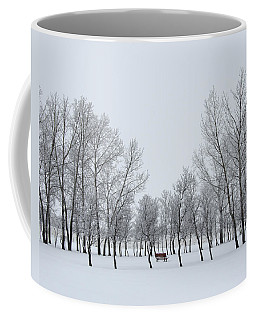 I Sit Alone Coffee Mug