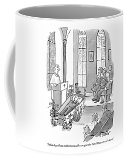 I Think Republicans And Democrats Alike Can Agree Coffee Mug