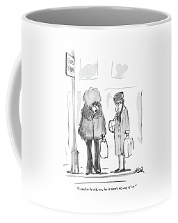 I Used To Be Old Coffee Mug