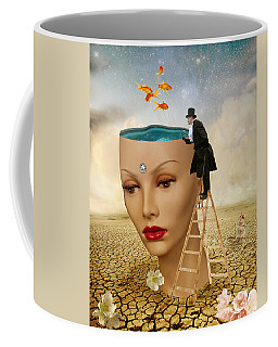 I Want To Look Inside Your Head Coffee Mug