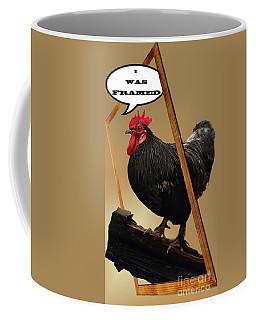 I Was Framed Coffee Mug
