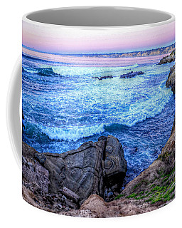 I Will Put You In A Cleft In The Rock Coffee Mug by Sharon Soberon
