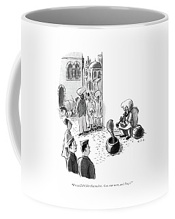 I Wouldn't Like That Racket. One Sour Note Coffee Mug