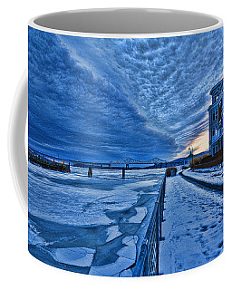 Ice Station Hudson Coffee Mug