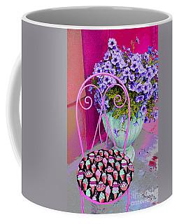 Ice Cream Cafe Chair Coffee Mug