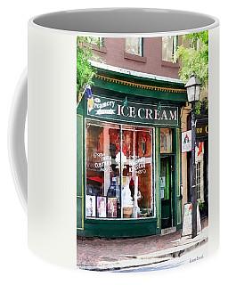 Alexandria Va - Ice Cream Parlor Coffee Mug