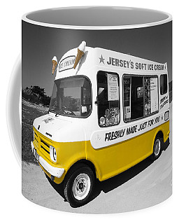 Respect To The Man In The Ice Cream Van  Coffee Mug