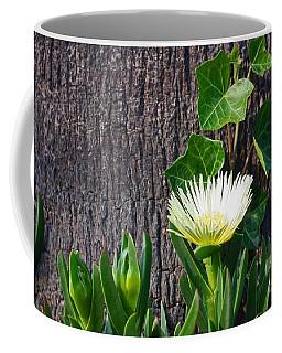Ice Flower With Vine Coffee Mug
