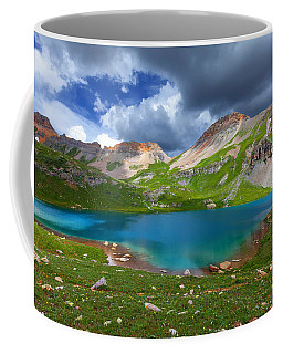 Ice Lake Afternoon Coffee Mug