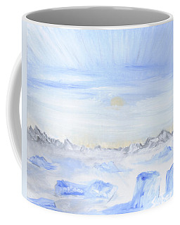Ice Movement Coffee Mug