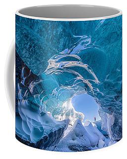 Ice Vortex Coffee Mug