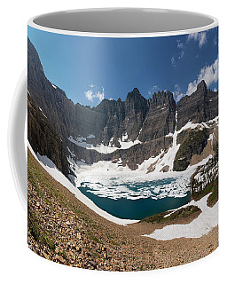 Iceberg Lake Coffee Mug