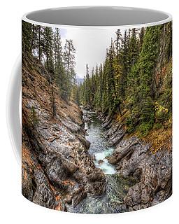 Icicle Gorge Coffee Mug