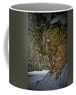Icicles In Wv Coffee Mug