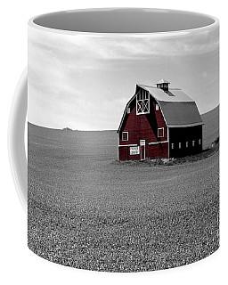 Icon Of The Palouse Coffee Mug by Sharon Elliott