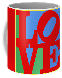 Iconic Love Coffee Mug