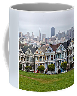 Iconic Painted Ladies Coffee Mug