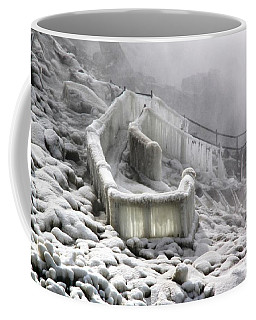 Icy Path Way Coffee Mug