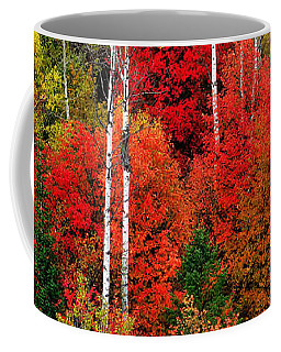 Idaho Autumn Coffee Mug