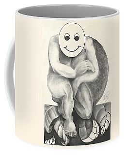 Identity Crisis Coffee Mug by Melinda Dare Benfield