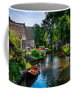 Idyllic Village 15. Venice Of The North Coffee Mug