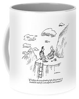 If I Told You The Secret Of Making Light Coffee Mug