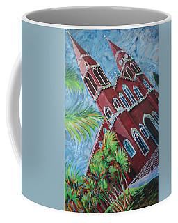Iglesia Grecia  Costa Rica Coffee Mug