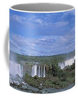 Iguazu Falls Iguazu National Park Brazil Coffee Mug