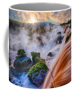 Iguazu Sunrise Coffee Mug