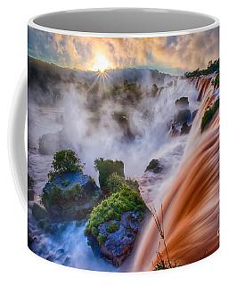 Iguazu Sunrise Coffee Mug