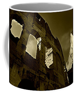 Il Colosseo Coffee Mug by Micki Findlay