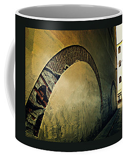 Il Muro  Coffee Mug by Micki Findlay