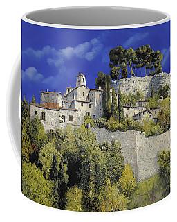 Il Villaggio In Blu Coffee Mug
