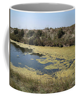 Ile De Re - Marshes Coffee Mug by HEVi FineArt