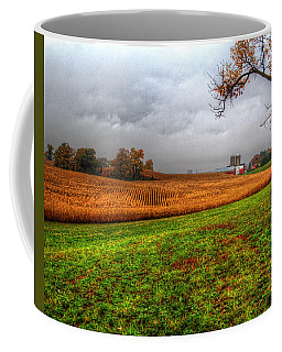 Illinois Farmland I Coffee Mug