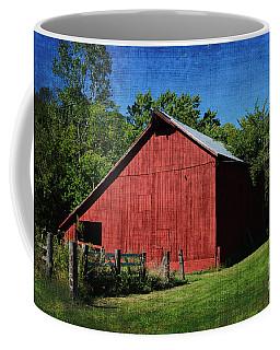 Illinois Red Barn 2 Coffee Mug