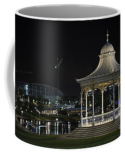 Illuminated Elegance Coffee Mug