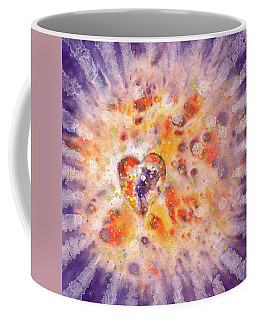 Illumination Coffee Mug by Lynda Hoffman-Snodgrass
