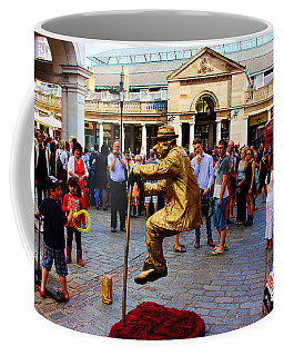 Illusion Covent Garden Coffee Mug by Nicky Jameson
