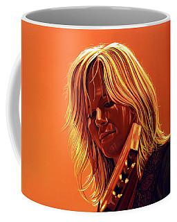 Ilse Delange Painting Coffee Mug