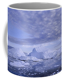 Coffee Mug featuring the photograph Ilulissat Icefjord Greenland by Rudi Prott
