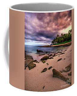 Iluminated Beach Coffee Mug