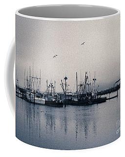 Fishing Boats Columbia River IIi Coffee Mug