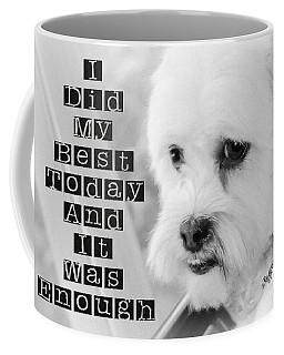 I'm Enough Coffee Mug