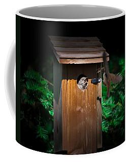 I'm Hungry Coffee Mug by Kenneth Cole